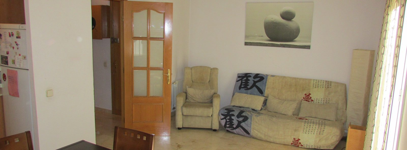 FLAT OF 75 m2 IN COLLBLANC